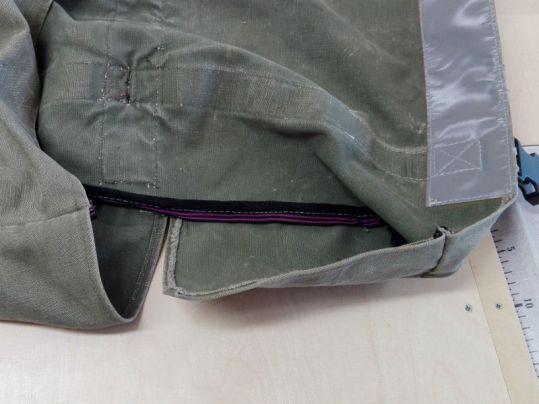 réparation sac